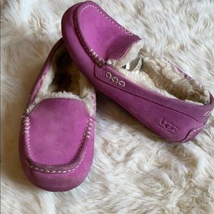 UGG Ansley in Cactus Flower size 7